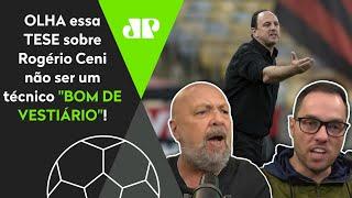 'Sabe por que muitos jogadores querem derrubar o Rogério Ceni?' Confira a tese!