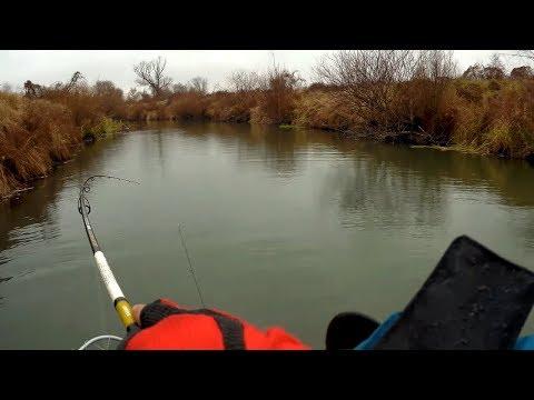 Найденная блесна спасла рыбалку. Поверил в железо