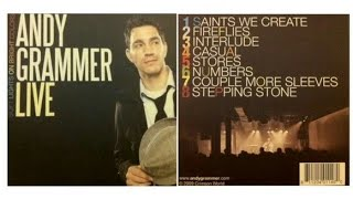 Andy Grammer - Saints We Create