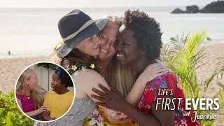 'Life's First Evers with Jeannie,' Ep. 2: Surprise Hawaiian Vacation for Daughter's Biological Mom