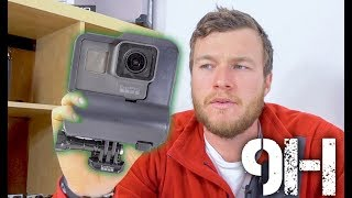 9h GoPro HERO5 & HERO6 Battery | Re-Fuel