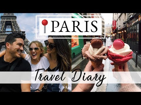 Vlog 5: Paris Family Vacation