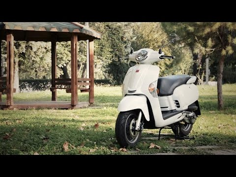 Kymco Like 125 Test-ride