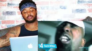 Top 10 Fastest Rappers of All Time | Reaction