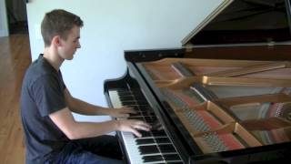Ariana Grande: One Last Time (Elliott Spenner Piano Cover)