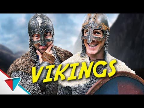 Vikingové - Epic NPC Man
