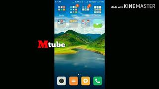 Mtube How to downloade videoes in youtube
