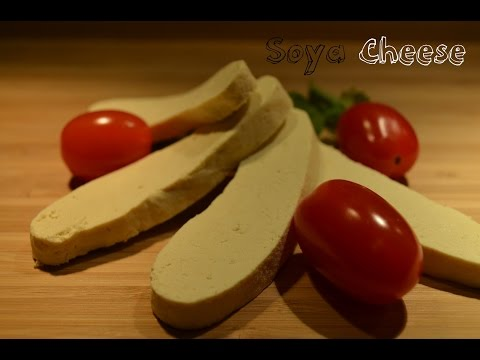 Soy Cheese Recipe for Cow Milk Allergens (Vegan Cheese)