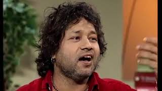 Teri Deewani - Kailash Kher Singing Without Music