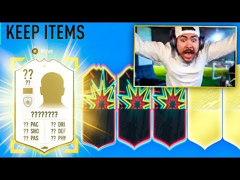 ICON AND 3 OTW PACKED!! FIFA 20