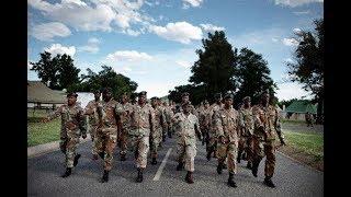 South Africa begins military-patrolled lockdown - VIDEO