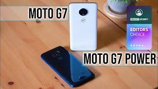 Motorola Moto G7 and Motorola Moto G7 Power Review: Few Compromises