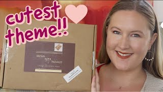 Brown Paper Packages Unboxing | February 2020