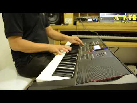 Jingle Bells trên đàn Casio CT-X5000 và CT-X3000