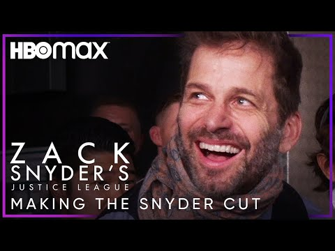 Making the Snyder Cut