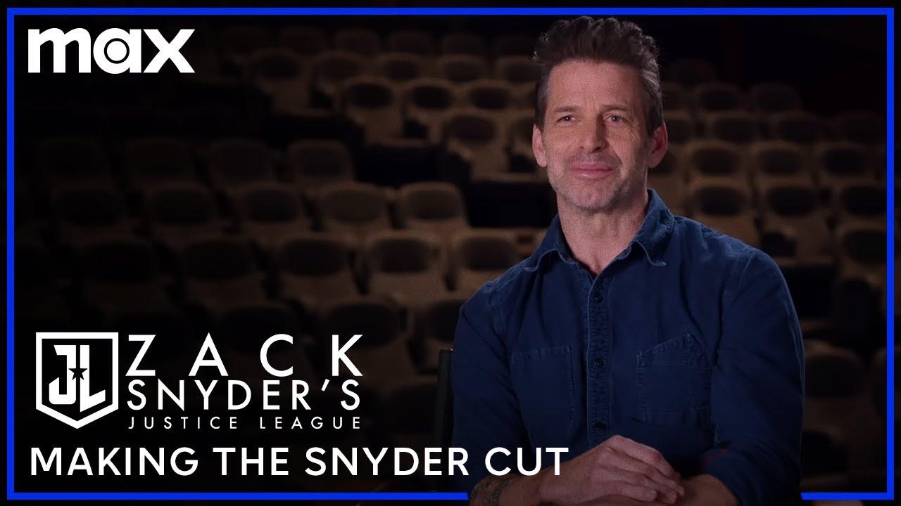 Trailer för Zack Snyder's Justice League
