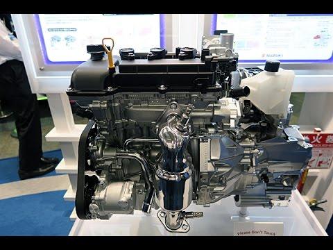 Фото к видео: Suzuki Alto R06A Engine