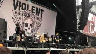Violent Soho   In The Aisle   Live ⚡️ At Goodthings *SYDNEY* 7 Dec 2019.