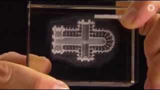 Sachgeschichte - Glasinnengravur
