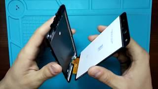 Huawei Y5 II Замена дисплейного модуля