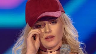 Caitlyn Vanbeck sings Simon's favourite song 'Rise Up' | Six Chair Challenge | The X Factor UK 2016