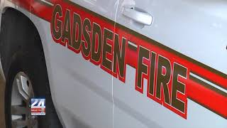 """Gadsden Fire Department Collecting Money for """"Toys From Santa"""" Fundraiser"""