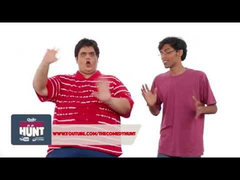 Link that Tanmay & Biswa Share   Comedy Hunt on YouTube