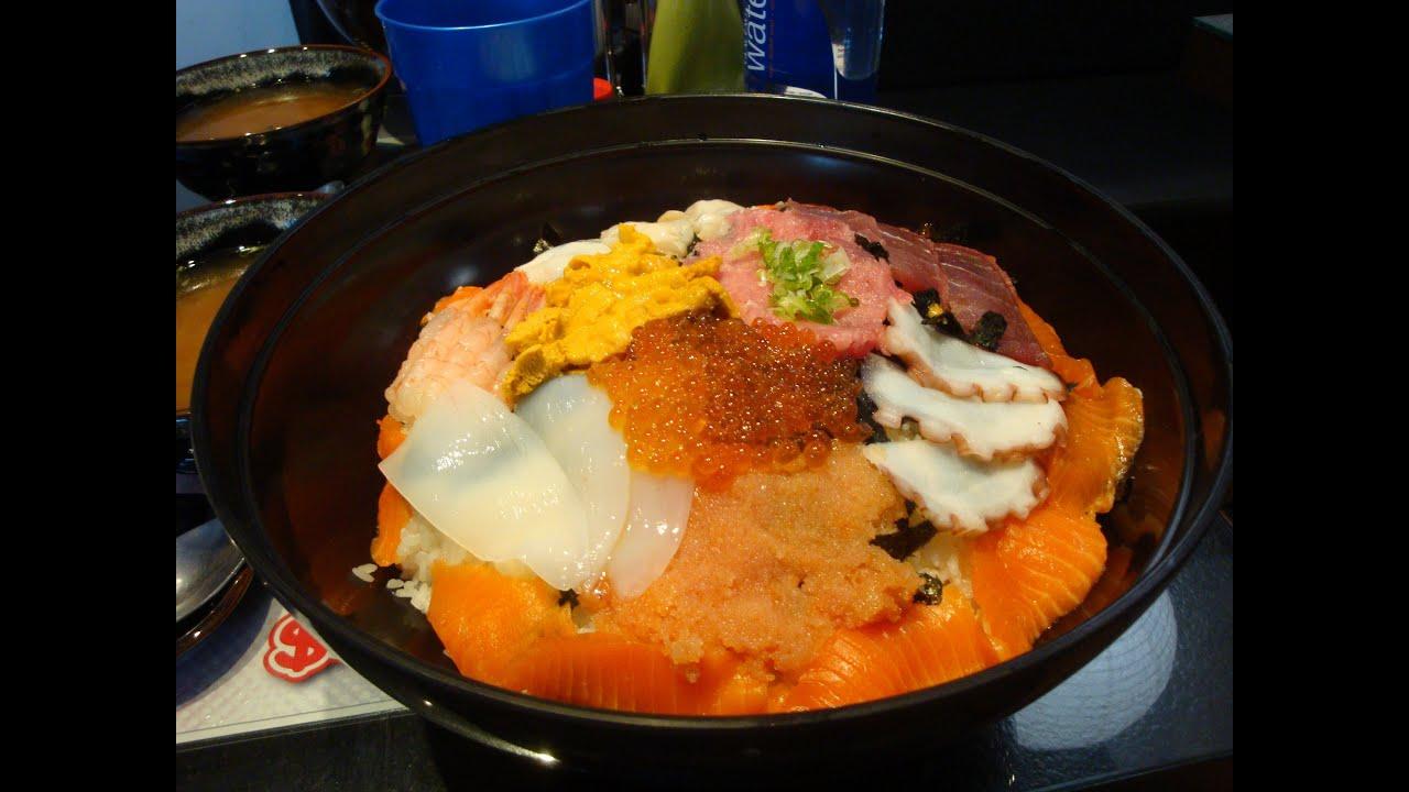 Huge Sashimi Bowl Challenge (Record Set) thumbnail