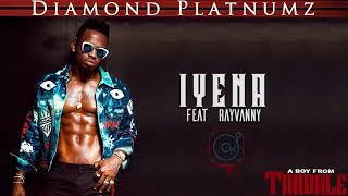 Diamond Platnumz Ft Rayvanny   Iyena (Officiao Audio)