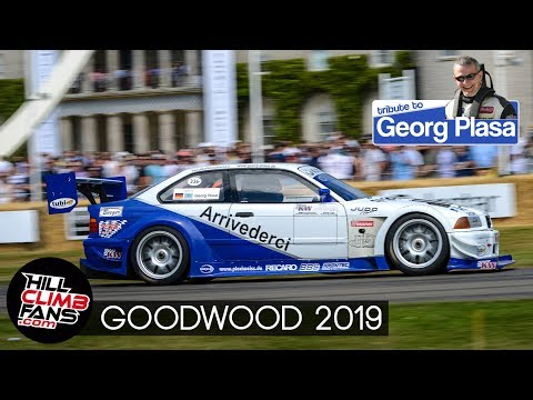 BMW E36 V8 Judd at Goodwood 2019 ☆ Tribute to Georg Plasa ☆
