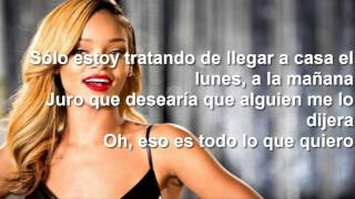 Rihanna - FourFiveSeconds Sub. Español