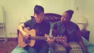 Dru Chen & Shemika Secrest - Send It On [D'Angelo Cover]