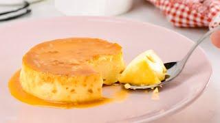 Keto Flan Recipe - Sugar Free Creme Caramel - Tasty Low Carb Dessert (2g Net Carbs)