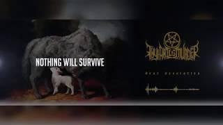 Thy Art Is Murder   The Son Of Misery (LYRICS VIDEO HD)