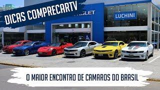O MAIOR ENCONTRO DE CAMAROS DO BRASIL!