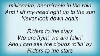 Barry Manilow - Riders To The Stars Lyrics