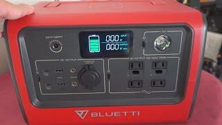 Bluetti EB70 Portable Power Station Review ⚡