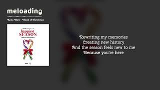 Anne Marie - Think of Christmas [lyrics]