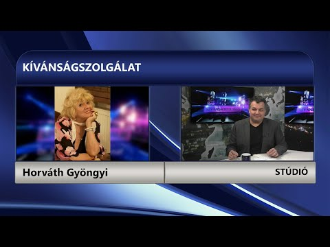 Kívánságszolgálat Dr. Klement Zoltánnal – 168. adás, 2021.03.24., Horváth Gyöngyi