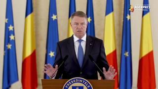 Declarația de presă susținută de Președintele României, domnul Klaus Iohannis, la finalul videoconferinței cu șefii de stat sau de guvern din statele membre ale Uniunii Europene pe tema măsurilor privind gestionarea COVID-19