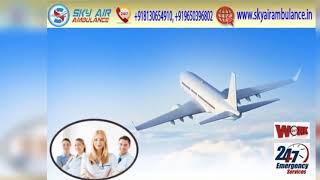 Choose Air Ambulance in Delhi with Life-Saving Cure