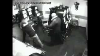Драка в казино / A fight in a casino