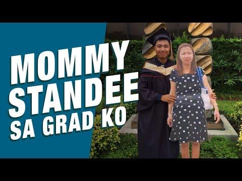 Stand for Truth: July 19, 2019 (Estudyanteng standee ng nanay ang kasama sa graduation, nag-viral!)