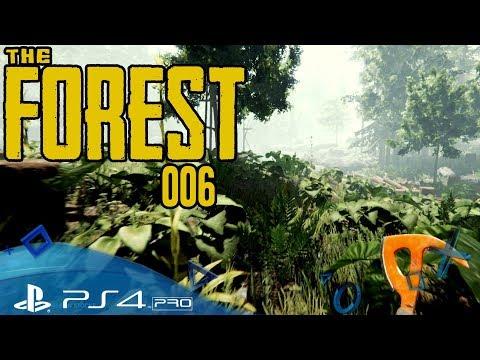 Wir Haten den Wald 🔞 The Forest 🌲 PlayStation 4 Pro Deutsch