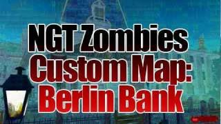 World At War Custom Map: Berlin Bank Part 7