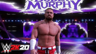 WWE 2K20: Buddy Murphy Confirmed for the Roster with Entrance Video!