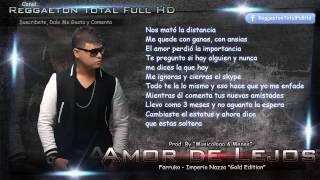 "Amor De Lejos (Con Letra) - Farruko (Imperio Nazza ""Gold Edition"")"
