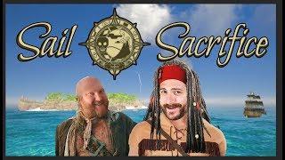 Failing the 7 Seas - Sail and Sacrifice Gameplay