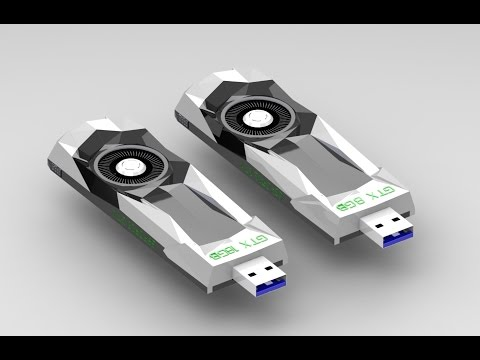 Pendrive Case Nvidia Geforce Founder Edition By Bramesh501 Thingiverse