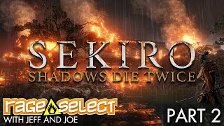 Sekiro: Shadows Die Twice - The Dojo (Let's Play) - Part 2